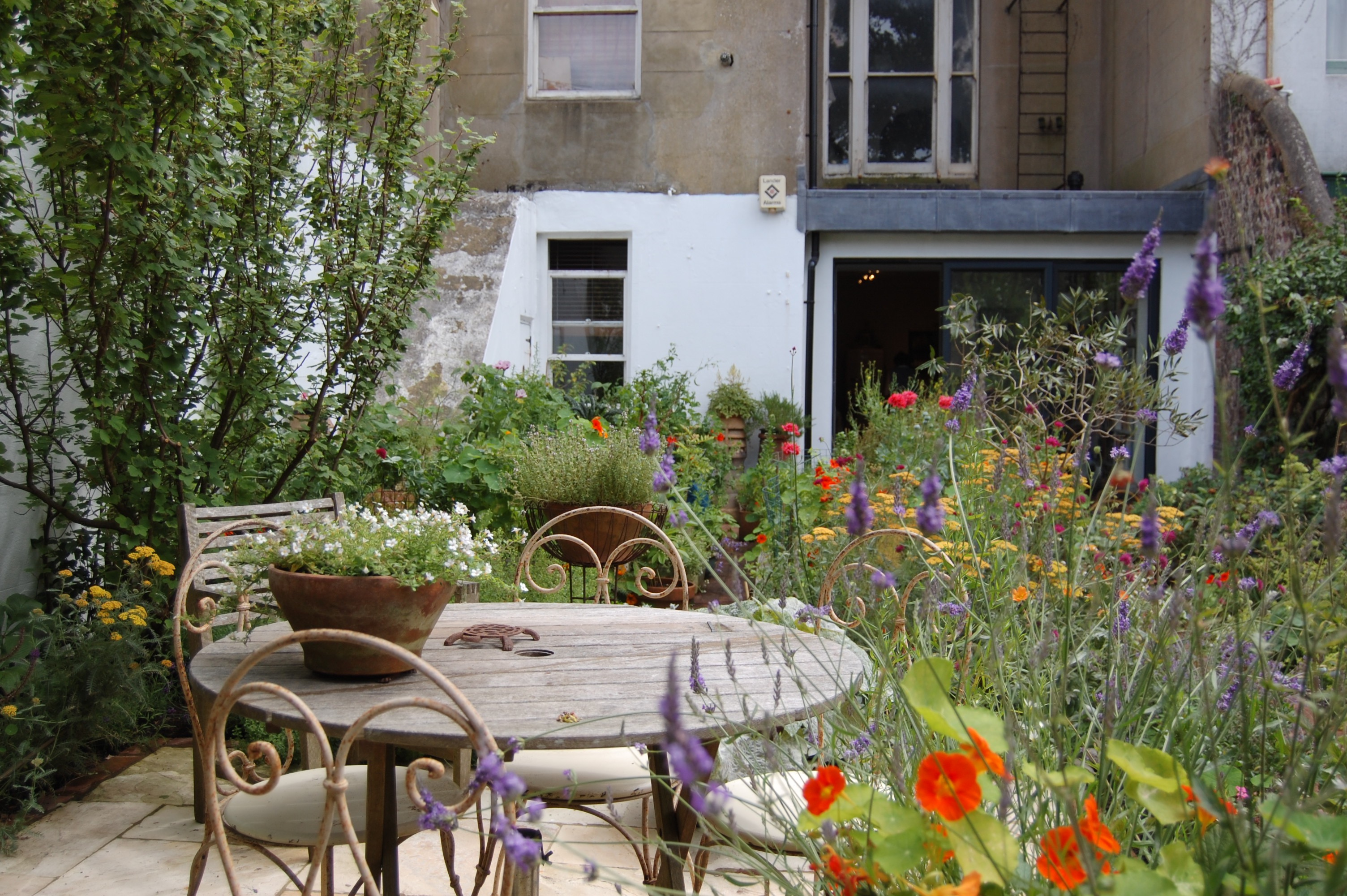 Picture showing a garden design by Ben MacDonald